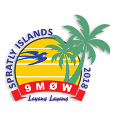 9M0W – Spratly Islands DXPed 2018