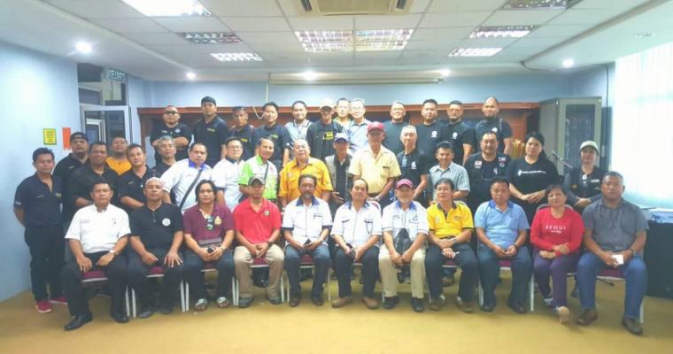 Laporan Mesyuarat Agung BARC 2018