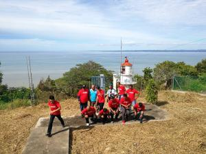 International Lighthouse Lightship Weekend 2017 @ Tawau